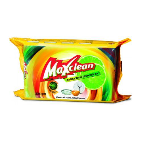 Maxclean Antibacterial Dishwash Bar 325g