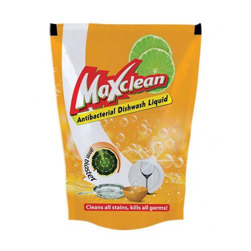 Maxclean Dish Washing Liquid Refill 250ml / Bottle 500ml