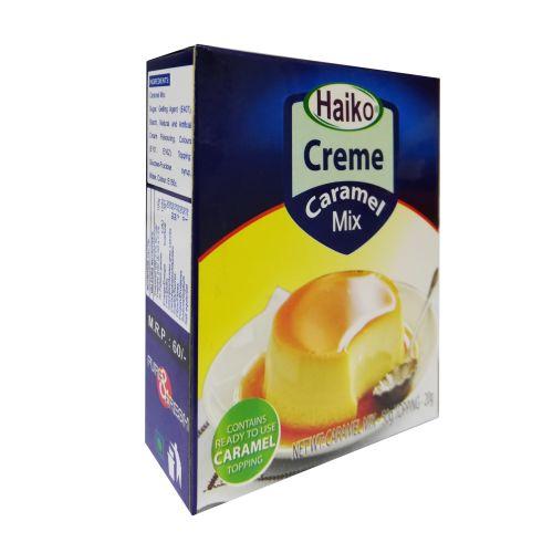 Haiko Creme Caramel Mix 50g