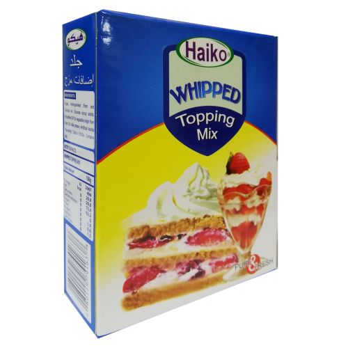 Haiko Whipped Topping Mix 70g