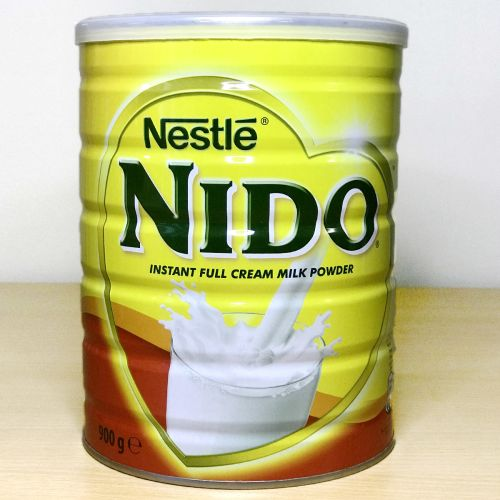 Nestle Nido Instant Full Cream Milk Powder 900g Tin / 2.5 Kg Tin