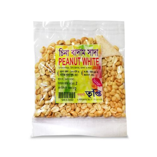 Tripti China White Peanut 100g