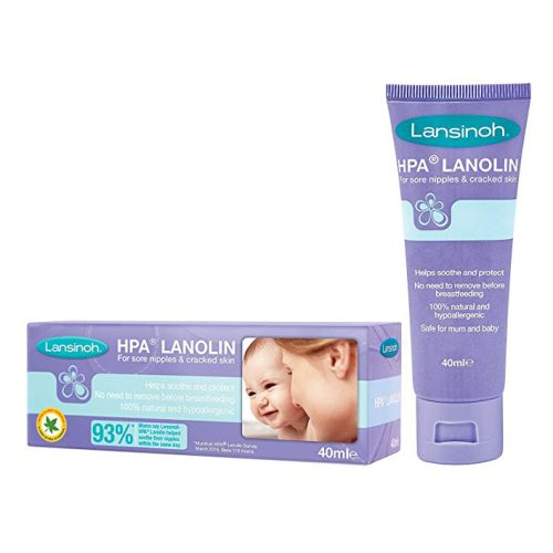 Lansinoh HPA 56 g Cream for Sore Nipples and Cracked Skin