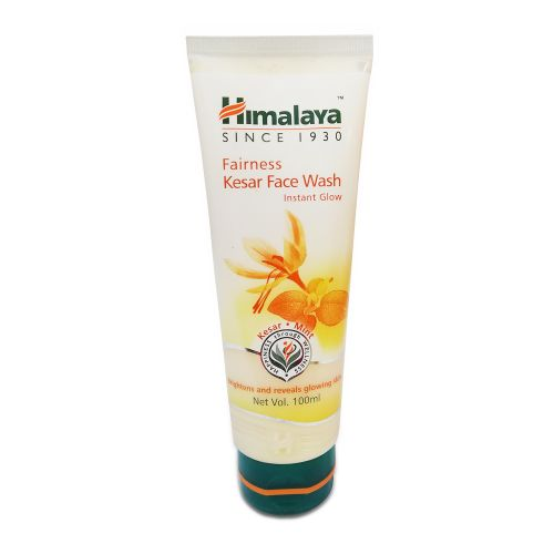 Himalaya Fairness Kesar Instant Glow Face Wash 100ml
