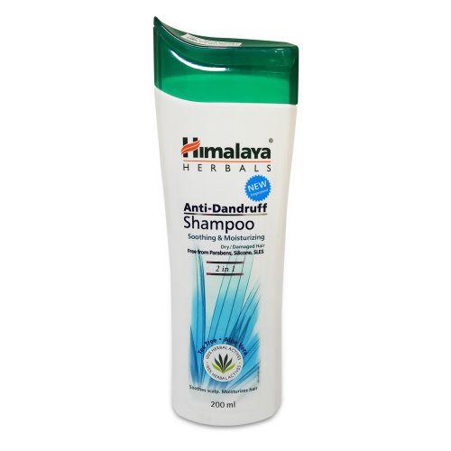 Himalaya Herbals 2 in 1 Anti-Dandruff Shampoo 200ml / 400ml