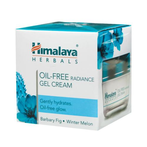 Himalaya Herbals Oil-Free Radiance Gel Cream 50g