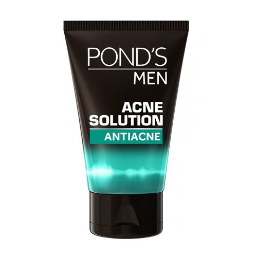 Ponds Men Acne Solution Face Wash 50g / 100g