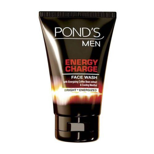 Ponds Men Energy Charge Facewash 50g / 100g