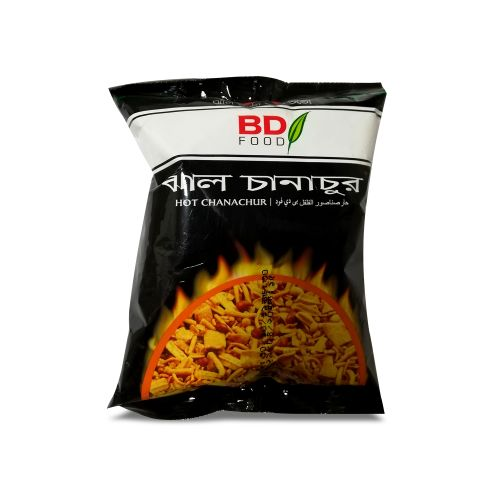 BD Food Hot Chanachur 60g / 150g