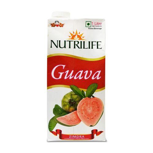 Nutrilife Guava Juice 200ml / 1 Ltr