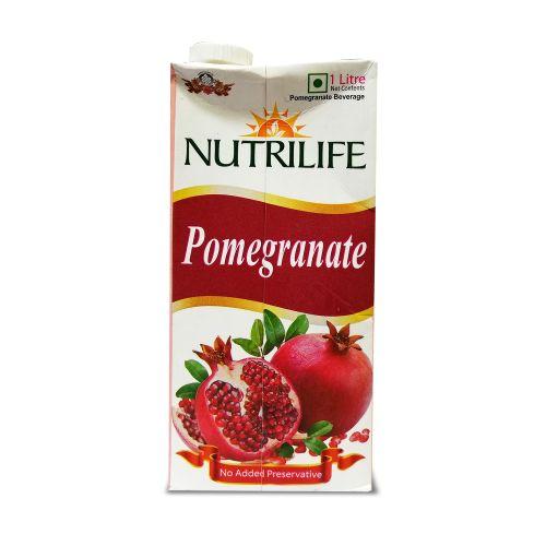Nutrilife Pomegranate Juice 200ml / 1 Ltr