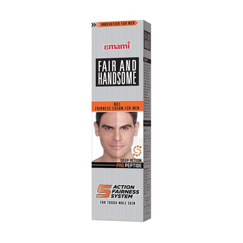 Emami Innovation Fair and Handsome Fairness Cream For Men 15g / 60g