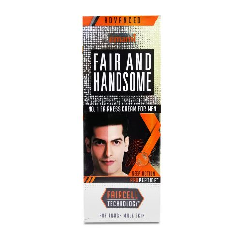 Emami Advanced Fair and Handsome Fairness Cream for Men 60g