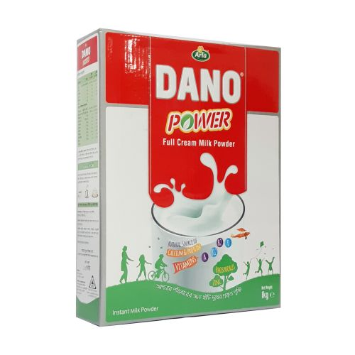 Dano Power Full Cream Milk Powder 400g / 1kg