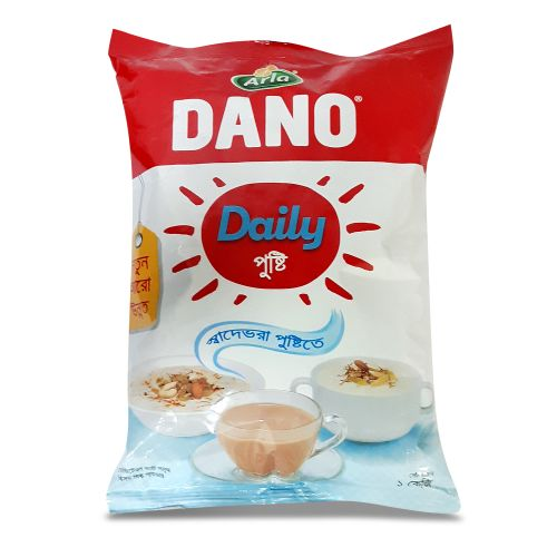 Dano Daily Pushti Milk Powder 1kg