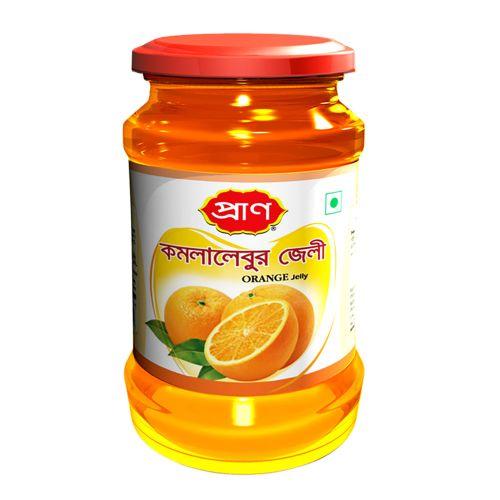 Pran Orange Jelly 375g / 500g