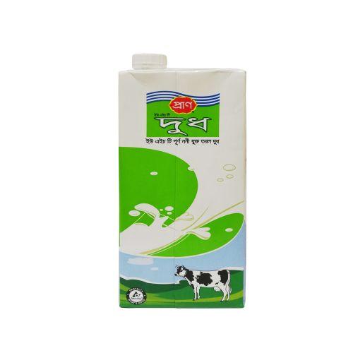 Pran UHT Full Cream Liquid Milk 1 Ltr