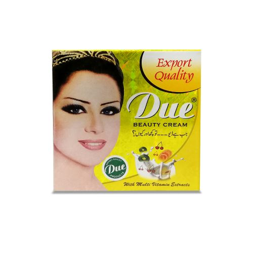 Due Beauty Cream 30g