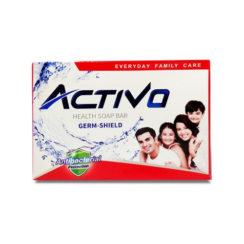 Activo Antibacterial Protection Health Soap Bar 100g