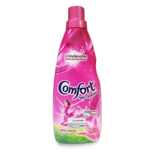 Comfort Lily Fresh Fragrance Pearls Fabric Conditioner 860ml
