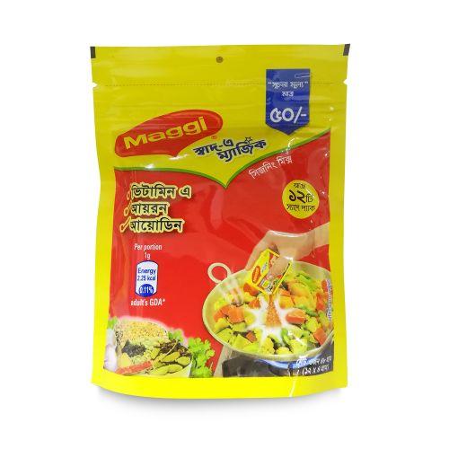 Maggi Shaad-e Magic Seasoning 12 Pack 4g