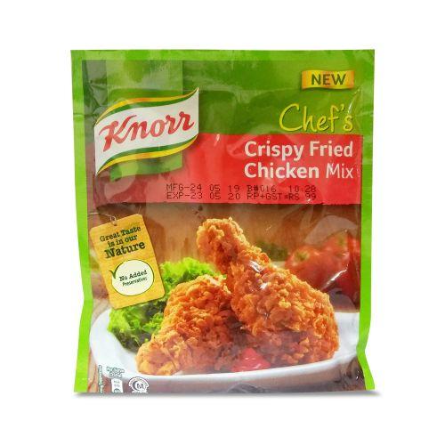 Knorr Chef's Crispy Fried Chicken Mix 75g