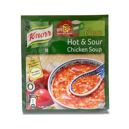 Knorr Hot & Sour Chicken Soup 31g