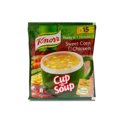 Knorr Sweet Corn Chicken Soup 11g