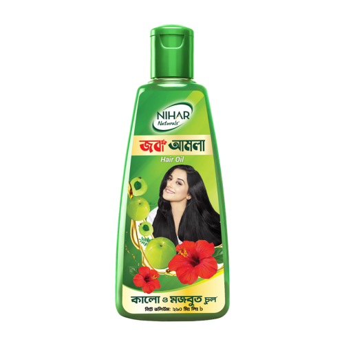 Nihar Joba Amla Naturals Hair Oil 175ml / 290ml