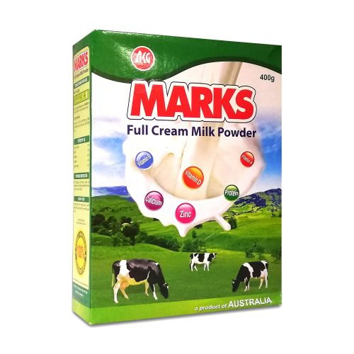 Marks Full Cream Milk Powder 400g