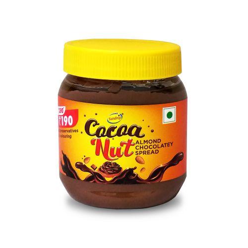 Sundrop Cocoa Nut Almond Chocolatey Spread 350g