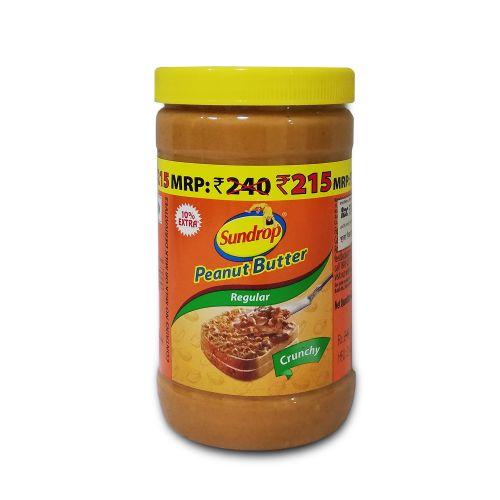 Sundrop Peanut Butter Crunchy 508g