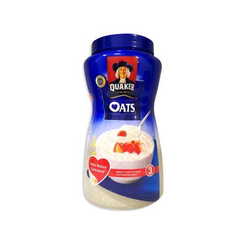 Quaker Oats Jar 1 kg