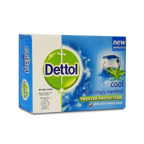 Dettol Cool Bar Soap 75g / 125g