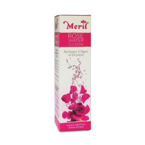 Meril Rose Water Glycerine 120g