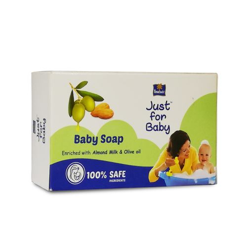 Parachute Just for Baby Baby Soap 75g / 125g