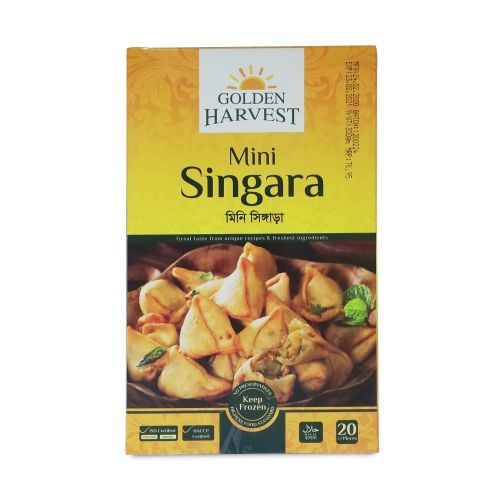 Golden Hervest Mini Singara 300g