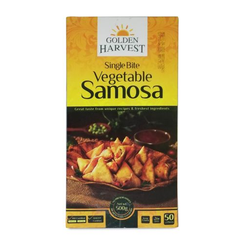 Golden Hervest Vegitable Mini Samosa 500g