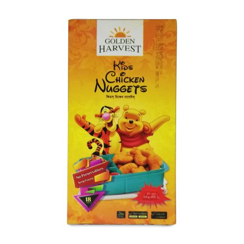 Golden Hervest Kids Chicken Nugget 250g