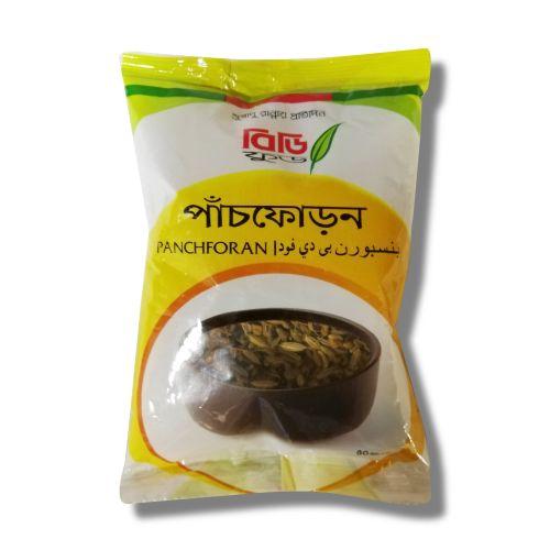 BD Food Panchforan Pack 50g
