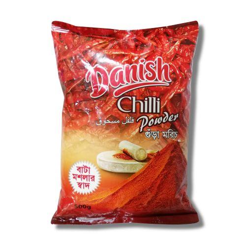 Danish Chilli Powder Pack 500g