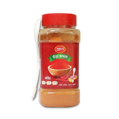 Pran Chilli Spice Powder Jar 200g