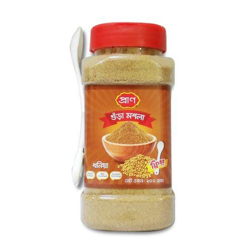 Pran Coriander Spice Powder Jar 200g