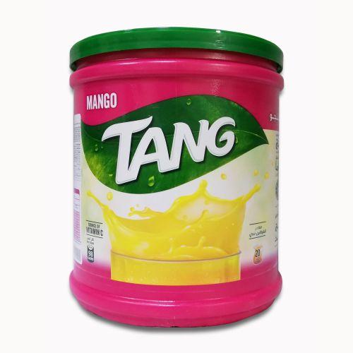 Tang Mango Flavor Instant Drink Mix Jar 2.5 Kg