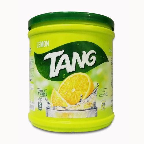Tang Lemon Flavor Instant Drink Mix Jar 2.5 Kg