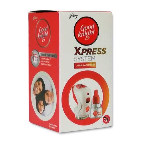 Good Knight Dual Power Xpress System Liquid Vaporiser Refill 35ml