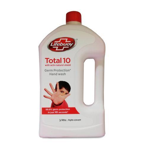Lifebuoy Handwash Total 10 Refill 1 Ltr