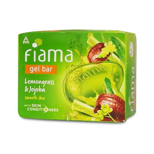 Fiama Lemongrass and Jojoba Gel Bar 125g