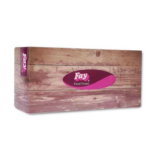 Fay Facial Tissue Box 120 Pcs x 2ply = 240 Sheets