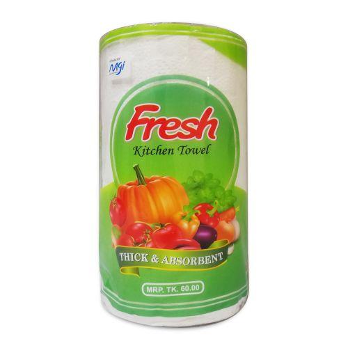 Fresh Kitchen Towel Single Pack